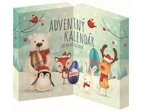 Adventní kalendář - dětská knížka 1x218,4g (14 ks)