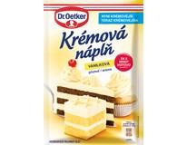 Dr. Oetker Náplň krémová vanilková 15x65g