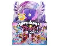 Panenka se zvířátkem Hatchimals Pixies Riders 1ks