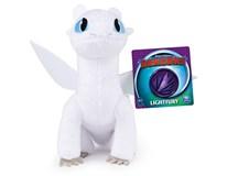 DreamWorks Dragons Draci plyš. (premiová) 20cm 1ks