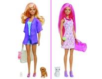 Barbie Color Reveal Ultimate se zvířátkem 1ks