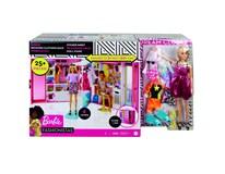 Barbie Fashionistas Dream Closet Šatník snů s panenkou 1ks