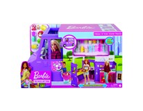 Barbie Food Truck Fresh 'n' fun Pojízdná restaurace 1ks