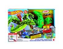 Hot Wheels City Air Attack Dragon Dračí útok ze vzduchu 1ks