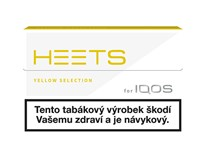 HEETS Yellow Selection Slim for IQOS kolek Z 10ks