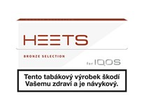 HEETS Bronze Selection Slim for IQOS kolek Z 10ks
