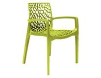 Židle Gruvyer IGAP zelená 1ks