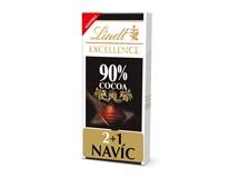 Excellence čokoláda kakao 90% 3x100g