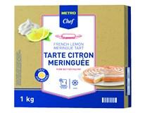 Metro Chef Dort pusinkový citronový mraž. 1x1kg