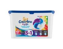 Coccolino Care Color Kapsle na barevné prádlo 1x40ks