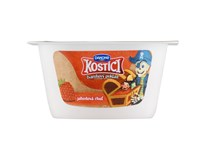 Kostíci Dezert tvarohový jahodový chlaz. 16x115g