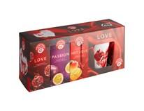 Teekanne Love Mix čajů 3x20 sáčků 1x130g + hrneček