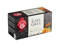 Teekanne Earl Grey Orange černý čaj aromatizovaný 20 sáčků 6x33g