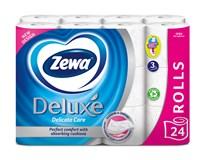 Zewa Toaletní papír Deluxe Delic Care 3-vrstvý 1x24ks
