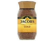 Jacobs Gold Instant rozpustná káva 1x200g