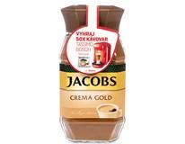Jakobs Crema Gold Káva instantní 1x200g