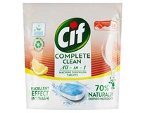 Cif Complete Clean All in 1 Lemon Tablety do myčky nádobí 1x26ks