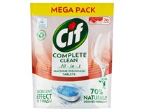 Cif Complete Clean All in 1 Regular Tablety do myčky nádobí 1x70ks