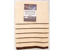 Ručník Havana 50x90cm mix 1ks