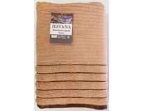 Osuška Havana 70x140cm mix 1ks