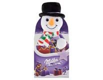 Milka Kolekce mléčné čokolády s plyšovou hračkou 1x96,5g