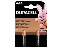 Baterie AAA Duracell Basic 2ks