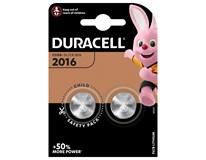 Baterie Duracell Lithium 2016 2ks