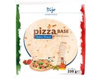 Pizza korpus pšeničný (2x115g) 1x230g