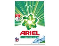 Ariel Mountain Spring Prací prášek (45 praní) 1x3,375kg