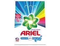 Ariel Touch Of Lenor Fresh Color Prací prášek (45 praní) 1x3,375kg