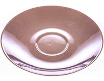 Podšálek Ritzenhoff Breker Doppio Toffee 16cm porcelán 1ks