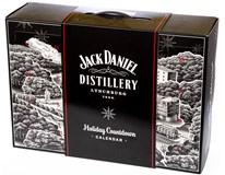 Jack Daniel's Kalendář - mix 39,5% 3x(21x50ml)