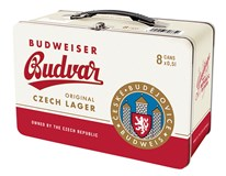 Budvar Pivo B:Original 8x500ml kufřík