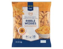 Metro Chef Ribble Wedges mraž. 1x2,5kg