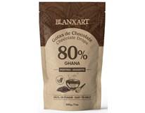 Blanxart Čokoládové pecky Ghana 80% 1x200g