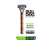 Bulldog Original Bamboo Holicí strojek + 1 náhradní hlavice 1ks