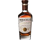 Miracielo Spiced Rum 38% 6x700ml