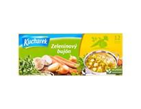 Kucharek Bujón zeleninový 1x120g