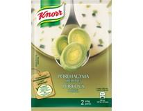 Knorr Krémová pórková polévka (2 porce) 1x53g