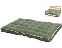 Polštář paletový zelený 80x120cm 1ks