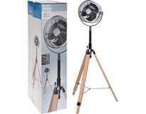 Ventilátor stojící 140cm kov 1ks