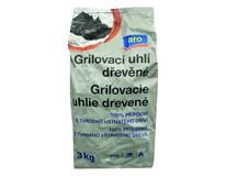 Dřevěné uhlí CzechGrill 3kg 1ks