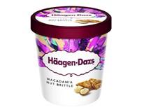 Häagen Dazs Zmrzlina Macadamia Nut Brittle mraž. 1x460ml