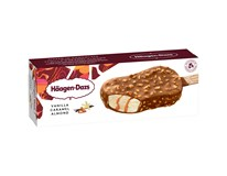 Häagen-Dazs Ice Pop Vanilla/ Caramel Almond mraž. 1x80ml