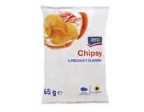 ARO Chips slanina 1x65g