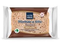 Nutrifree Chléb toustový bezlepkový celozrnný 1x125g