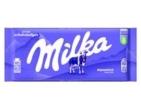 Milka mléčná 24x100g