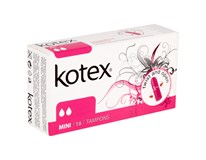 Kotex Tampony mini 1x16ks