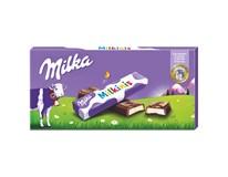 Milka Milkinis čokoládové tyčinky s mléčnou náplní 20x87,5g