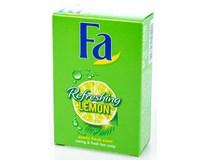 Fa Refreshing Lemon tuhé mýdlo 1x90g